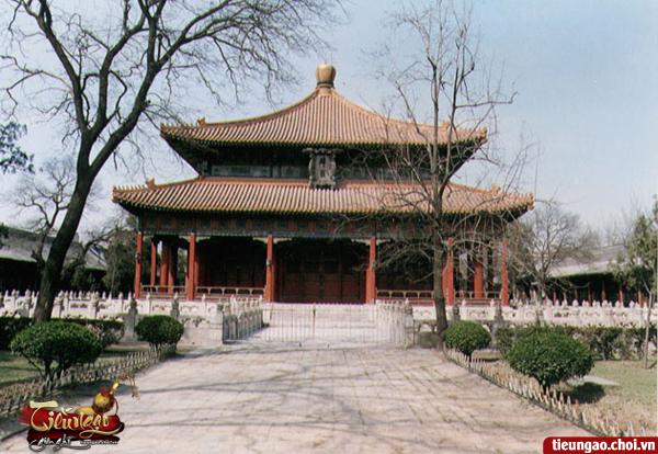 """Thiếu Lâm Tự - """"thiên hạ công phu xuất Thiếu Lâm"""" - cái nôi của nền võ học Trung Hoa"""