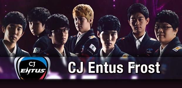 Đội tuyển CJ Entus Frost