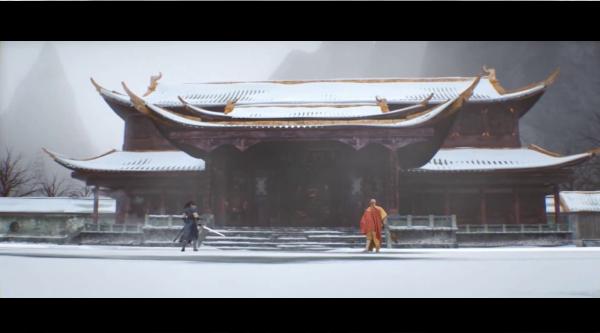 Một số hình ảnh trong đoạn trailer hoành tráng khi đăng nhập vào game
