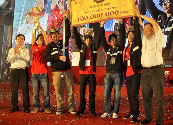 Kì tích của Saigon Jokers đã đem lại cho họ số tiền thưởng cực lớn.