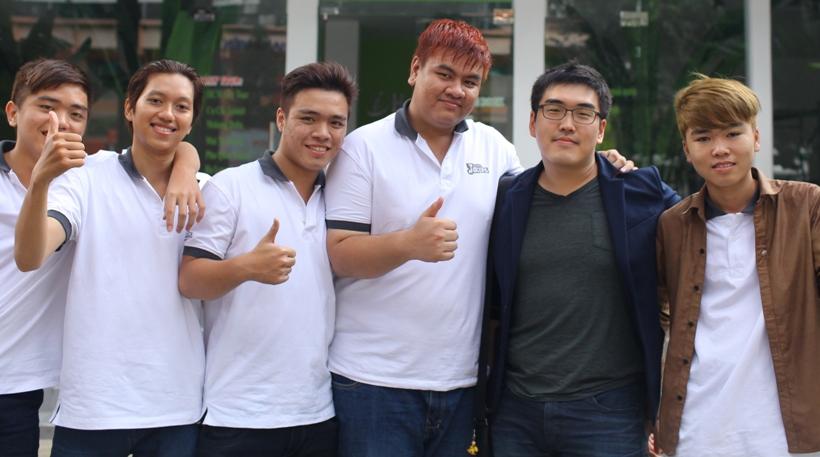 Huấn luyện viên người Hàn Quốc được mời sang Việt Nam để tăng cường sức mạnh cho SAJ.