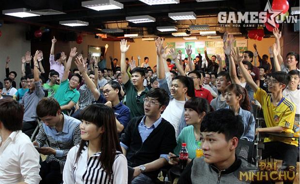 Một thời gian ngắn sau khi ra mắt làng game, Đại Minh Chủ đã nhận được sự hưởng ứng đông đảo của người yêu thích game Kiếm hiệp tại Việt Nam.