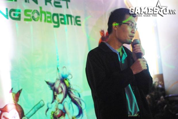 """""""Ai trong chúng ta cũng cần học cách tồn tại trước khi bước tiếp với niềm đam mê"""". - Ông Nguyễn Tuấn Huy – Giám đốc Studio game Việt Emobi chia sẻ."""
