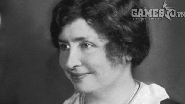 Nữ nghi sĩ Hellen Keller
