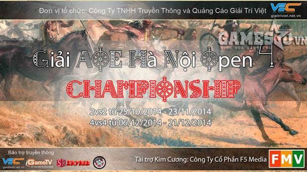 Banner chính thức của giải đấu