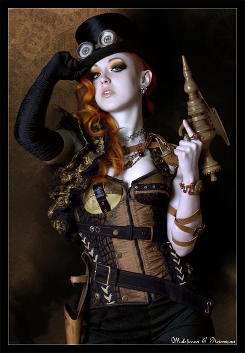 Phong cách steampunk trong cosplay