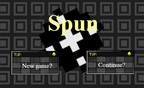 Trò chơi của các học sinh cấp III trường Chu Văn An, Hà Nội có tên gọi Spun.