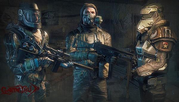 Ngầu thua gì các bộ giáp năng lượng trong Fallout?