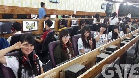 Ngày càng nhiều nữ game thủ xem Net là nơi sinh hoạt và tập luyện kỹ năng chơi game