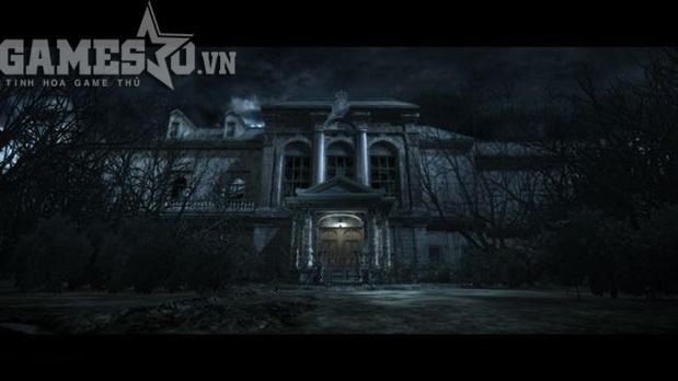 Ngôi biệt thự Spencer huyền thoại gắn liền với Resident Evil