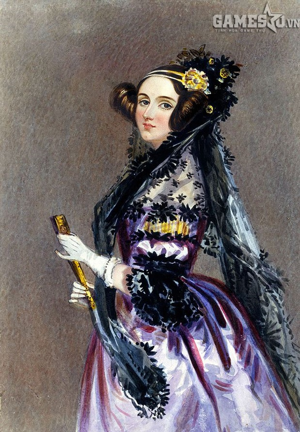 Nữ bá tước Ada Lovelace