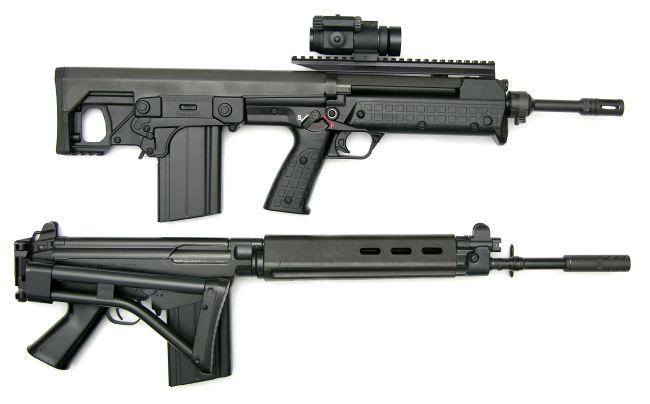 Khẩu Bulldog 762 Assault Rifle
