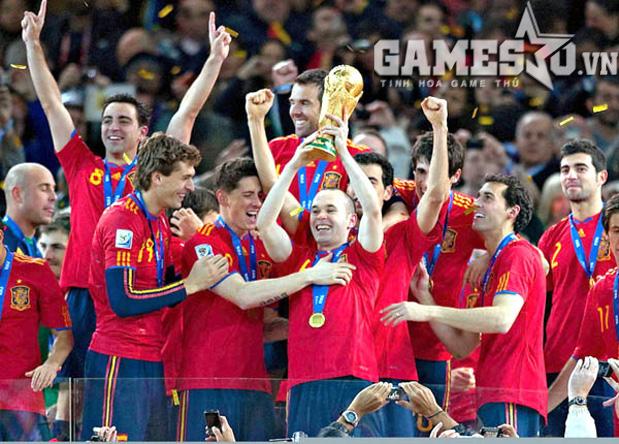 Mục tiêu của Tây Ban Nha tại World Cup lần này là bảo vệ thành công chức vô địch