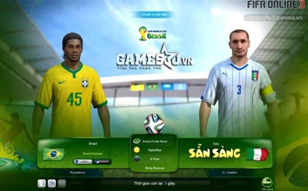 Hãy chọn Brasil và tận hưởng không khí World Cup ngay từ bây giờ