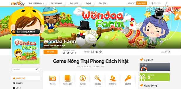 gMO Wondaa Farm