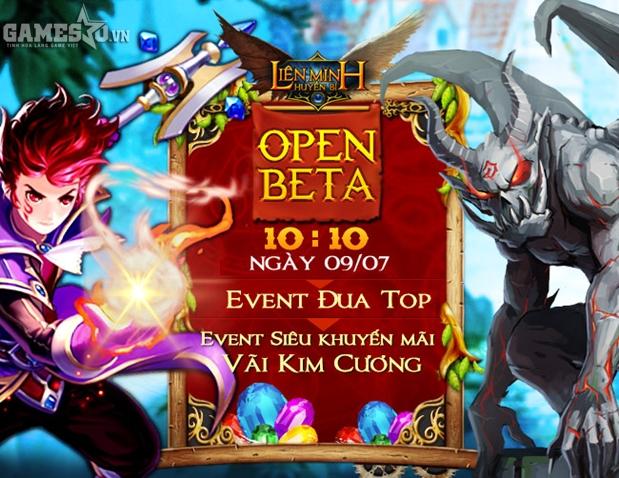 King Online 2 (Tên chính thức Liên Minh Huyền Bí)