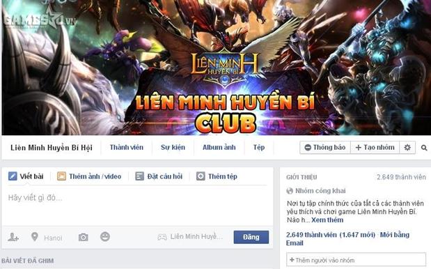 Và Club dành riêng cho fan King Online 2 tại Việt Nam