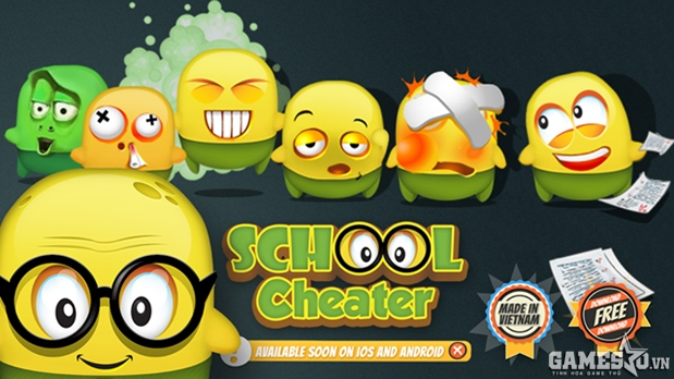 School Cheater của Bưởi Studio
