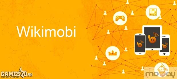 Thư viện game mobile đầu tiên Việt Nam - WikiMobi