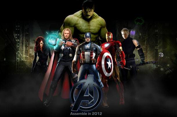 Biệt đội siêu anh hùng sắp đổ bộ lên game