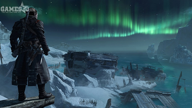 Assassin's Creed: Rogue dành cho Xbox 360 và PlayStation 3
