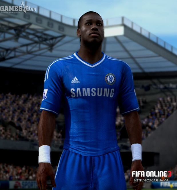 Didier Drogba trong FIFA Online 3