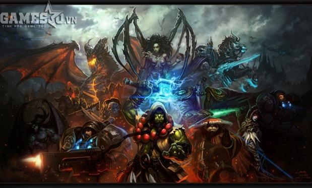 Heroes of the Storm - đối thủ nặng ký của Strife.