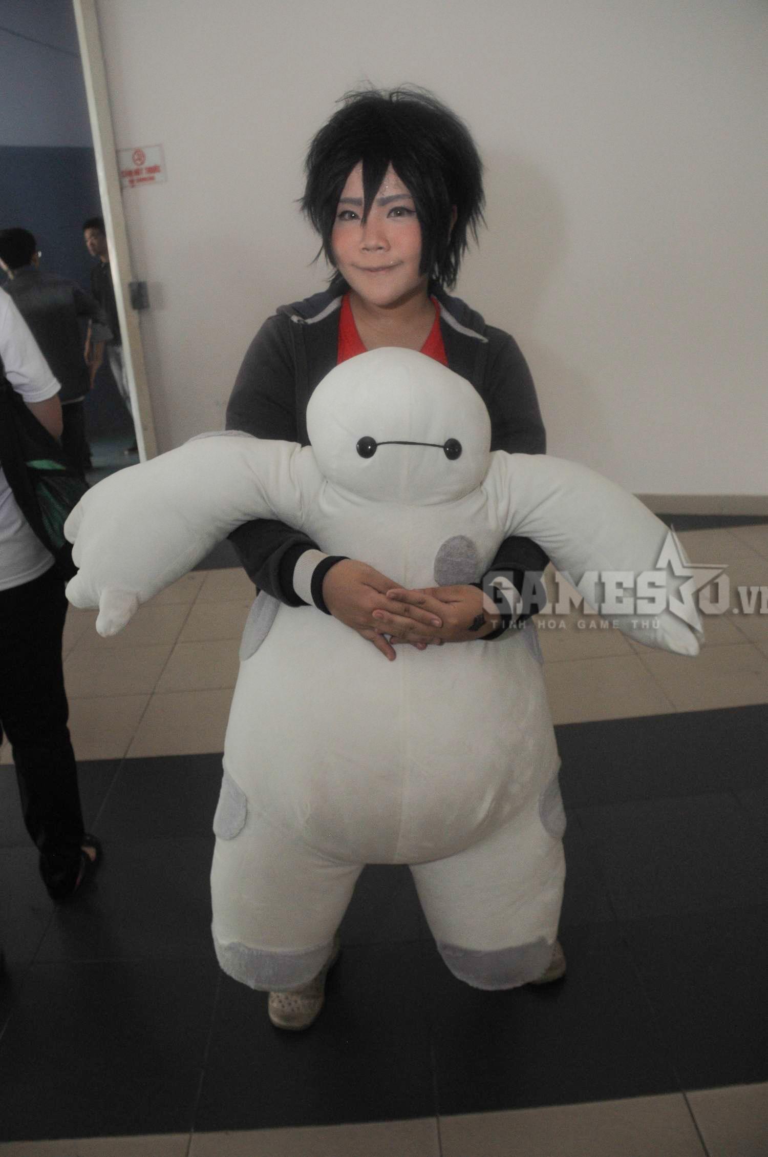 Hiro và bảy mập