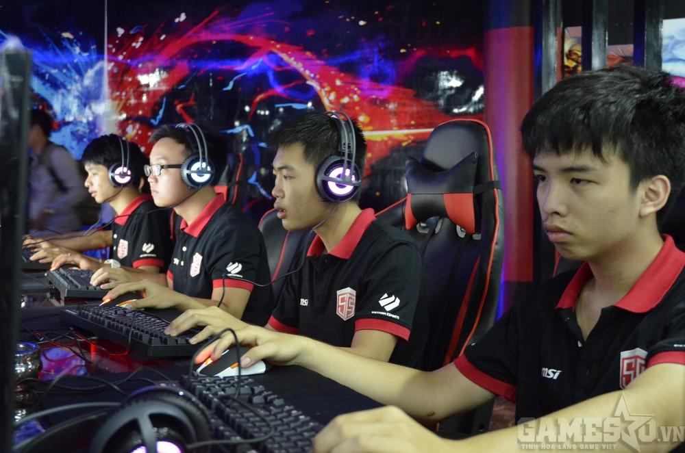 Saigon Fantastic Five đến với đội hình mới sau thay đổi về nhân sự hậu GPL 2015