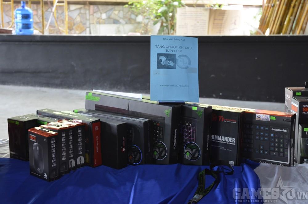 Chương trình khuyến mại hết sức hấp dẫn của An Phát Computer dành cho khách hàng Pegasus đến 49 Thái Hà