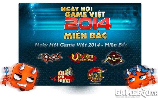 Ngày Hội Game Thủ Việt 2014 sẽ dành nhiều bất ngờ cho game thủ