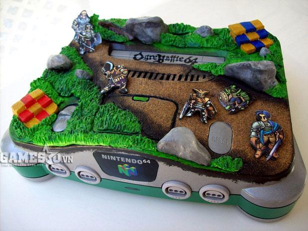 Nintendo 64 phiên bản Ogre Battle
