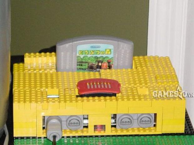 Nintendo 64 kiểu Lego