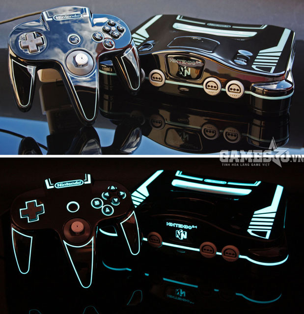 Nintendo 64 phiên bản Tron Legacy