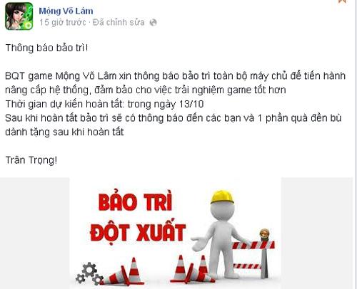 Mộng Võ Lâm có lẽ là sản phẩm chịu nhiều thiệt hại nhất hiện nay.
