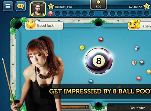 """Hình ảnh về trò chơi được VIRESA trao tặng danh hiệu """"game eSports trên di động""""."""