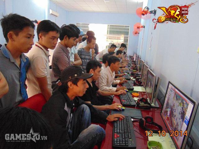 Game thủ NKVS offline thi đấu tại Huế