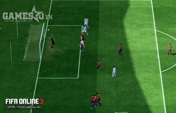 Luôn giữ vững vị trí trước những quả tạt bóng hay sút phạt, đó là thủ môn sở hữu loại chỉ số ẩn này.