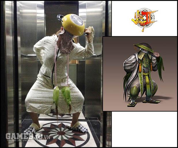 Ôm bụng với loạt ảnh cosplay siêu 'bựa' của Linh Vương 2!