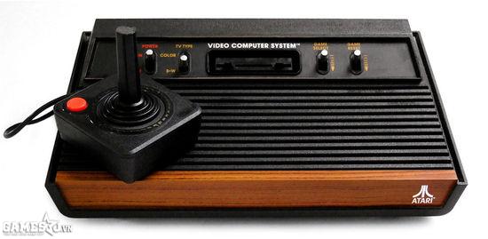 Máy chơi game Atari 2600