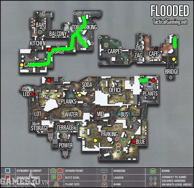 Call of Duty - Flooded.