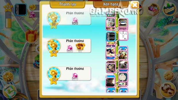 Farmery - nong trai happy farm screenshot 2