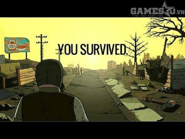 Kết cục: hoặc sống sót, hoặc là chết hết.