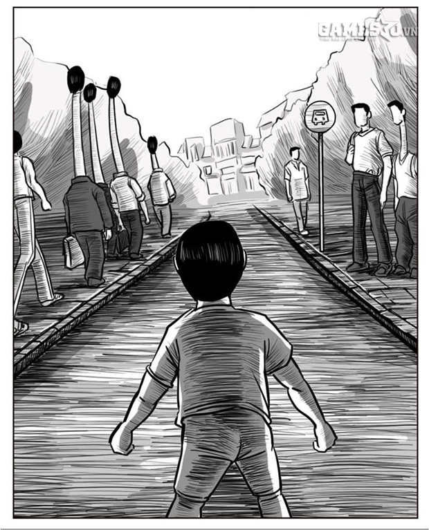 """8 ngày của Nene - truyện tranh """"hơi hại não"""" do người Việt sáng tác    GameSao"""