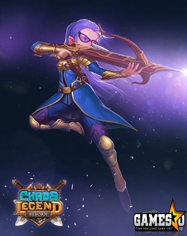 Một số nhân vật trong Chaos Legend