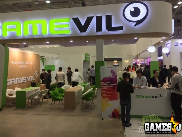 Triển lãm game G-star lần này tiếp tục có sự góp mặt của nhiều ông lớn như  Gamevil, Nexon, Smilegate, Kuntun, nasmedia, kakaogame, unity, trenod,  sega, ...