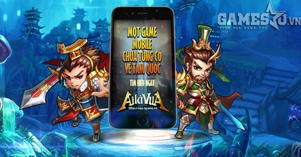 Để nhận xét về hình ảnh của Ai Là Vua, chỉ có thể là 1 từ: Đẹp! Không phong  cách nào hợp với game mobile bằng phong cách chibi.