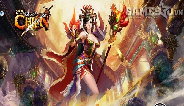 gMO 24h Quốc Chiến là một sản phẩm MMORPG full 3D với đồ họa đặc sắc, lấy  cốt truyện về thời Trụ Vương qua đời lai Phong Thần – một cốt truyện ...