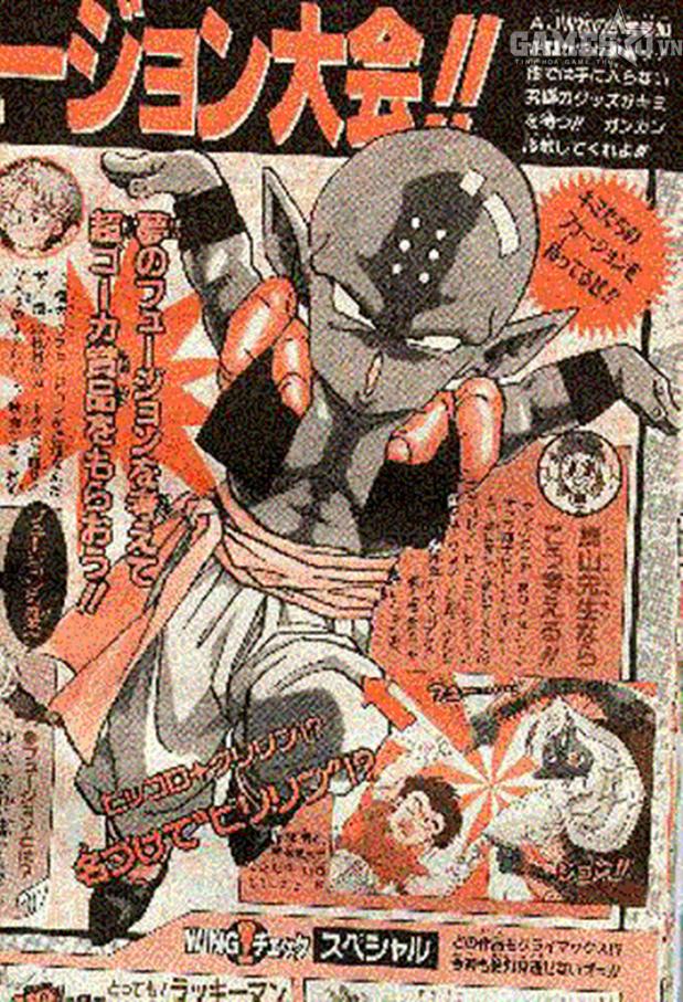 Akira Toriyama - cha đẻ của bộ truyện 7 Viên Ngọc Rồng từng muốn cho hai