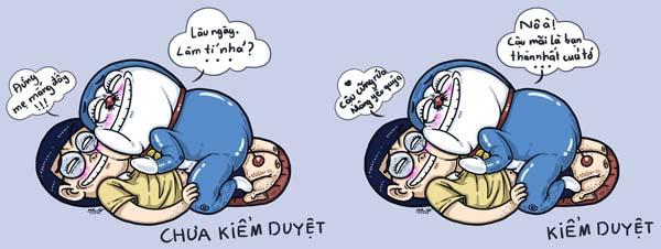 Doraemon Đây Sao?
